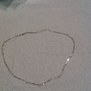Jewelry - 25 inches Sterling silver necklace